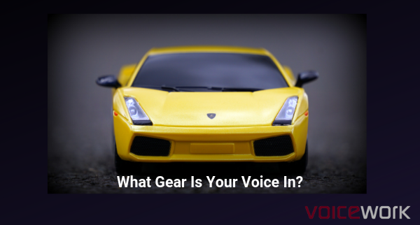 What Gear Is Your Voice In?